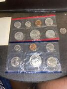 31981 P And D Mint Sets 13 Brilliant Uncirculated Us Coins As Issued W/envelope