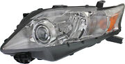 For Rx350 10-12 Head Lamp Lh, Assembly, Hid, Canada Built Vehicle