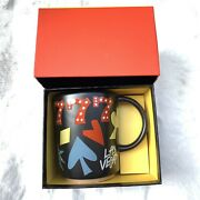 Starbucks Been There Series Mug 2018 Las Vegas Nevada 12 Oz Cup Sold Out Limited
