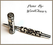 Pen Handmade Writing Ball Point Fountain Coffee And Cream Pens See Video 1270