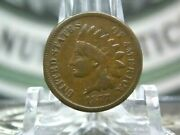 1877 Indian Head Cent Penny 1c 4 East Coast Coin And Collectables, Inc.