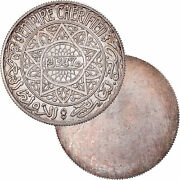 [970487] Coin Morocco Mohammed V 20 Francs Ah 1347/1928 Paris Paire