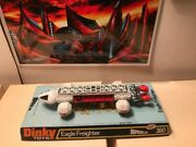 Space1999 Dinky Toys Eagle Freighter Diecast Metal Ship Near Mint Condition 1975
