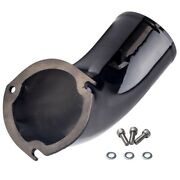 3.5 High Flow Turbo Inlet Air Intake Elbow Horn For Gmc Topkick 4500/5500 6.6l