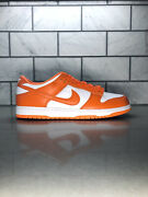 Nike Dunk Low Sp Syracuse 2020 Size 14 Brand New Deadstock No Lid