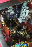 World Of Warcraft Premium Series 2 Thrall Orc Warchief New Cosmics Group
