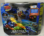 Air Hogs R/c Battle Tracker Elite Andnbspwith Helicopter New In Box .