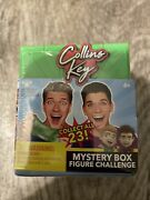 New Mystery Blind Box Figure Challenge Collins Key Guess What's Inside