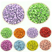 60pcs 47mm Peace Shape Loose Beads Diy For Jewelry Making Necklace Bracelet