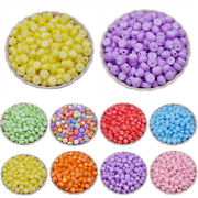 60pcs 47mm Moon Star Flower Heart Loose Beads For Diy Jewelry Making Pendant