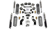 Fits Jeep Jl Sport St3 Suspension 3.5 Inch System And Falcon Sp2 2.1 Monotube 10