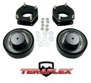 Teraflex Wk 2 Budget Boost Coil Spacer Lift Kit For 05-10 Jeep Grand Cherokee