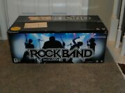 Rock Band - Special Edition Ps2 Complete Bundle Set Ps3 Compatible Brand New