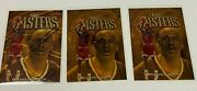 Michael Jordan Finest Gold Embossed Variant Newly Discovered 1997 98 Topps Rare