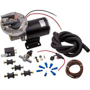 12v 18 To 22 Electric Vacuum Pump For Brake System Vacuum Pump New