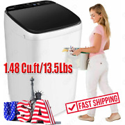 2-in-1 Automatic Washing Machine Compact Portable Large Laundry Washer And Dryer