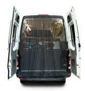 Sprinter Master Transit - X Large Magnetic Flyscreen Fly Net Mosquito Screen Bug