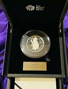 Queenandrsquos Beasts 5 And 10 Oz Silver Proof Lion Of England