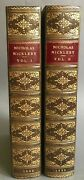1st Ed. Bound In Parts Dickens Nicholas Nickleby Chapman And Hall 1838-39