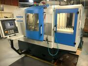 2008 Schutte 305 Linear 5 Axis Cnc Tool And Cutter Grinder With Loader