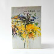 Joan Mitchell 1992foreword By John Ashbery1st Editionscarce Out-of-print Hc