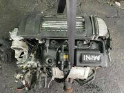Engine Motor 02-04 Bmw Mini Cooper S Convertible R53 R52 R50 Supercharged 6sp