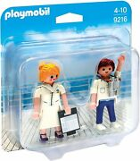 Playmobil 9216 Collectable Cruise Ship Officers Duo Pack