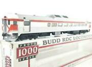 Proto Ho Scale Budd Rdc-1 Cp Action Red Ph2 9100 Dcc Ready.
