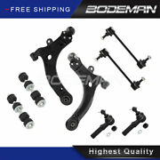 8pc Front Lower Control Arm Kit For 2005-2009 Buick Allure Lacrosse Chevy Impala