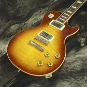 Gibson Les Paul Standard Plus Iced Tea 2004 Used From Japan