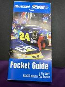 Nascar Illustrated Pocket Guide To The 2001 Nascar Winston Cup Season