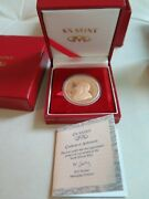 1998 South Africa 1 Oz Gold Krugerrand Proof With Coa - Very Rare
