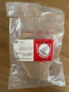 1980-1982 Honda Z50r Lower Chain Guard Red. Nos