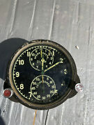 Achs-1 Watch Clock Not Working Device Mig-25 Soviet Russian Fighter Aircraft