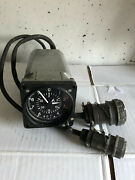 Soviet Aircraft Altimeter Indicator Mig-29 Device Plane Russian Fighter