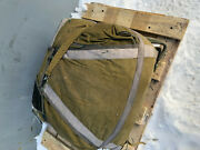 Ejection Km-1 Seat Parachute And Suspension System Russian Soviet Fighter Mig