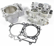 Cylinder And Head With Gaskets Kit Fits Honda 2015 Crf450r 12100-men-a50 New Oem