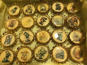 36 Hummel Gold Collection Christmas Ornaments