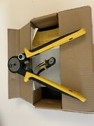 Harting Crimper 09990000888 Four-indent Crimp Tool Made In Germany
