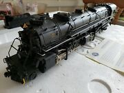 Lionel Chesapeake And Ohio Steam Engine And Tender 1521 Odyssey 0 Scale 6-28075