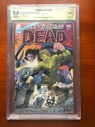 Walking Dead 50 1st Variant Cover And App Of Rick Grimes 2000 Signed By Larsen 9.6