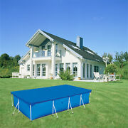 3 Sizes Round Swimming Pool Cover For Intex Bestway Garden Paddling Pools Cover