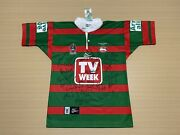 Isc South Sydney Rabbitohs Jersey Player Issue No. 660 Team Signed Fred Pagano