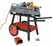 Reconditioned Ridgidandreg 535 V1 Pipe Threader With Steel Dragon Toolsandreg 341 And 811a