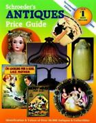 Schroeder's Antiques Price Guide 1999 Book Identifications And Values Collectibles