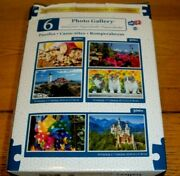 6 New Jigsaw Puzzles 2000 Pcs Total Photo Gallery Assorted Fun Projects Sure Lox