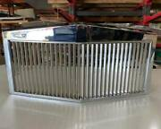 New 1990 1992 Cadillac Brougham Fleetwood Rwd H/p Silver Grille By Eandg Classics