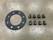 Flexplate Spacer Ring And Bolts From 1998 12 Valve Dodge Ram Cummins Diesel 5.9l