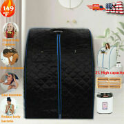 Portable Infrared Home Spa   One Person Steam Sauna For Detox And Weight Loss