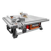 Ridgid Wet Tile Saw 6.5 Amp Bevel Water Pump Diamond Allen Key/wrench Included